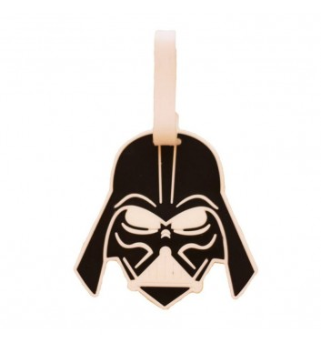 Luggage tag Take me away Darth Vader
