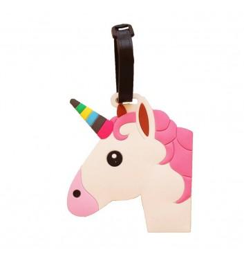 Бирка для багажа Take me away Unicorn