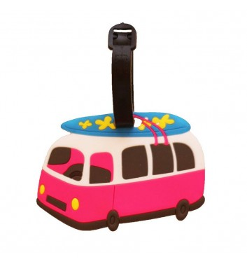 Luggage tag Take me away Car