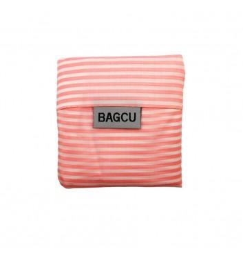 Эко-сумка Bagcu Pink lines