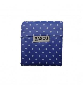 Eco-bag Bagcu Blue dots