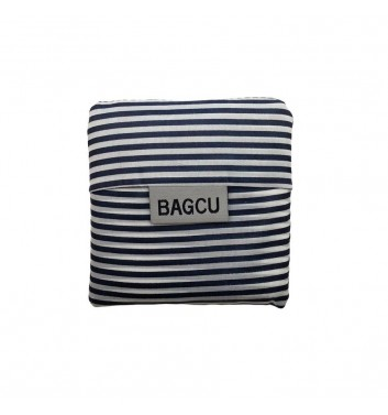 Eco-bag Bagcu Black lines