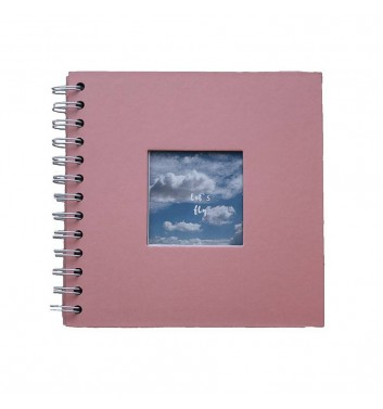 Photo album Cuters Save to remember Pink