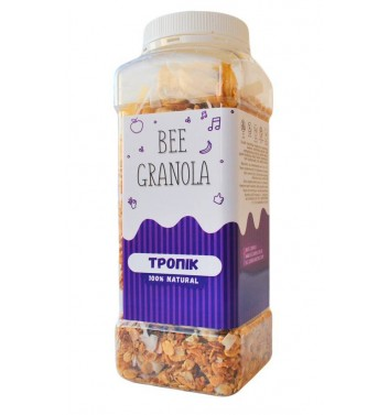 Granola Bee Granola Tropic 500 g