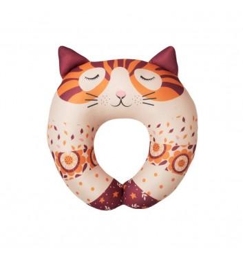 Дорожная подушка Machka Cat