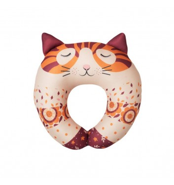 Travel pillow Machka Cat
