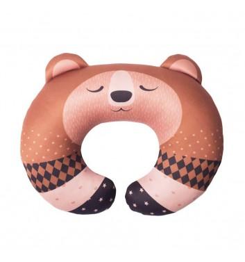 Дорожная подушка Machka Bear