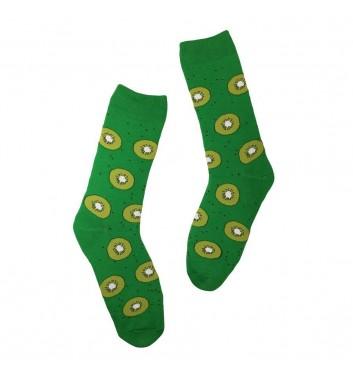 Socks No name Kiwi Green