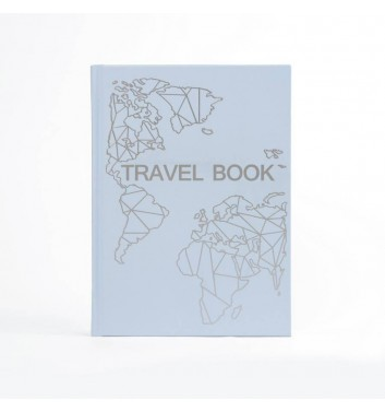 "Блокнот ""Travel Book"" Blue"