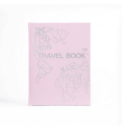 """Блокнот """"Travel Book"""" Pink"""