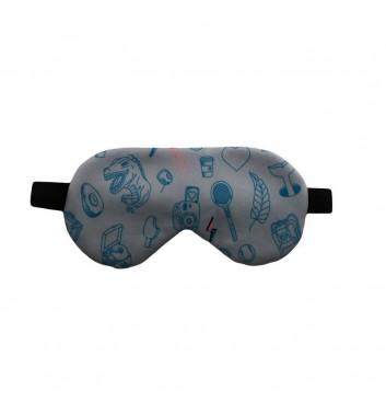 Sleep mask Machka Sala4ka Gray
