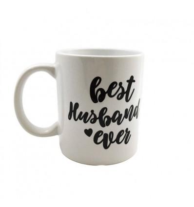 Чашка Prosto Mykolka Best husband