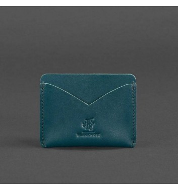 Card Case Blanknote 5.0 (Slim) Malachite