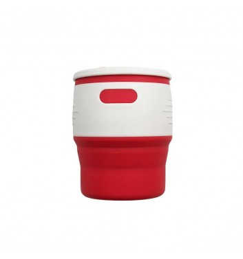 Transformer Thermocup Leaf Red