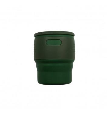Складна термочашка Leaf Green