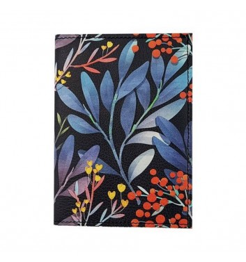 Обложка на паспорт Hiver Books Bloom