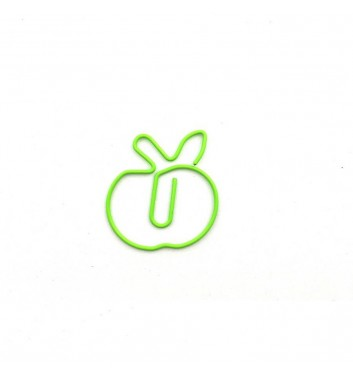 Скрепка Cuters Apple Green
