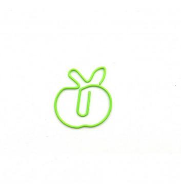 Скріпка Cuters Apple Green