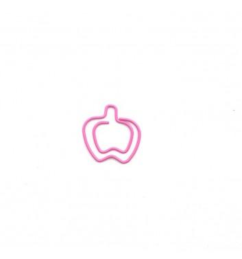 Paperclip Cuters Garlic Pink