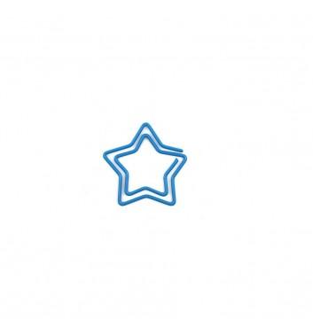 "Скрепка ""Star"" Blue"