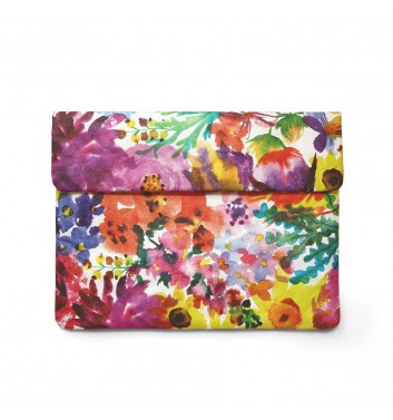 """Laptop cover Kyivstyle Flowers 13"""""""