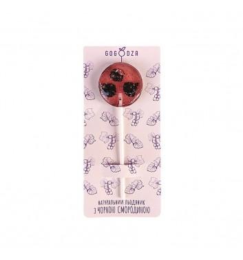 Natural Lollipop Gogodza Blackberry