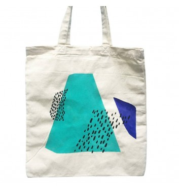 Eco-bag Petrushka Abstraction Vol.1