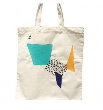 Eco-bag Petrushka Abstraction Vol.2