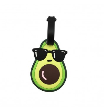 Luggage tag Take me away Avocado