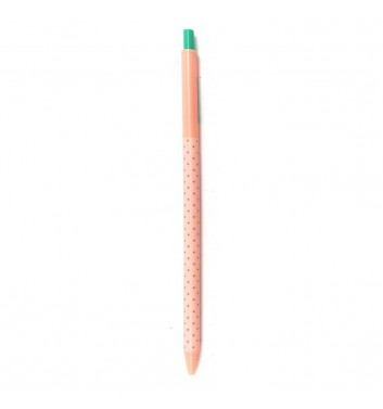 Pen Cuters automatic Pink dots