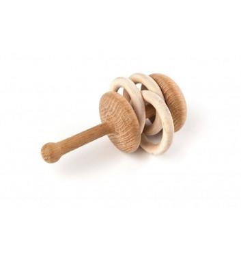 Іграшка-брязкальце LisLis Гуркіт