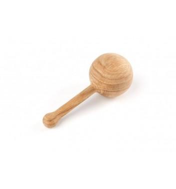 Игрушка-погремушка LisLis Шелест