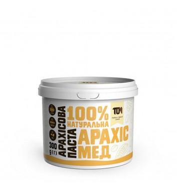 Арахісова паста з медом 300 г