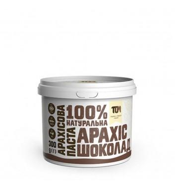 Арахисовая паста с шоколадом 300 г