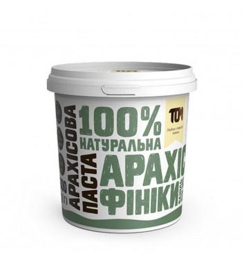 Peanut Butter TOM (Maslotom) FINIKE AND COCONUT OIL 500g