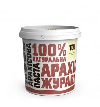 Арахісова паста з журавлиною 500 г