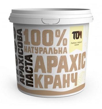 Арахисовая паста кранч 1000 г