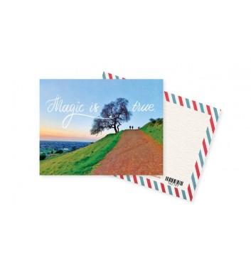Міні-листівка Mirabella postcards Magic is true