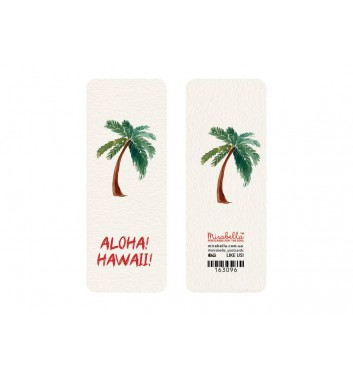 Закладка Mirabella postcards Aloha