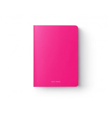Notebook Daily notes Pink