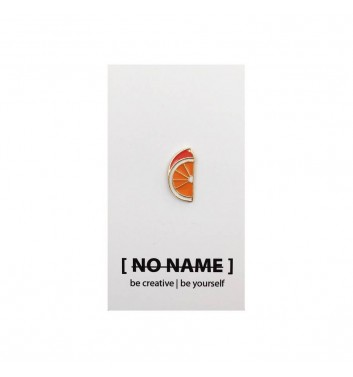 Значок No name Orange