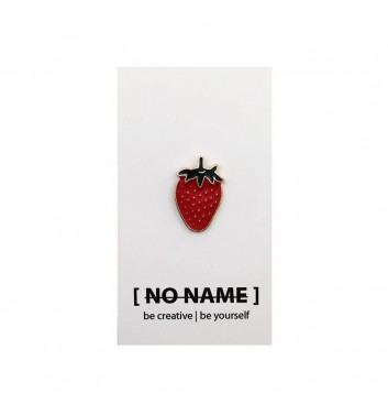 Значок No name Strawberry