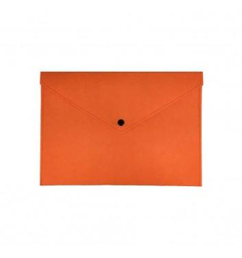 Папка для документов Cuters Felt Orange