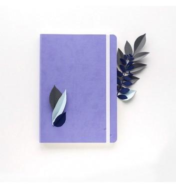 Блокнот Zakrtka A5 Lavender