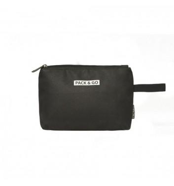 Lunch-bag Pack and Go Easy Черный