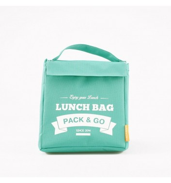 Lunch-bag Pack and Go M М'ятний