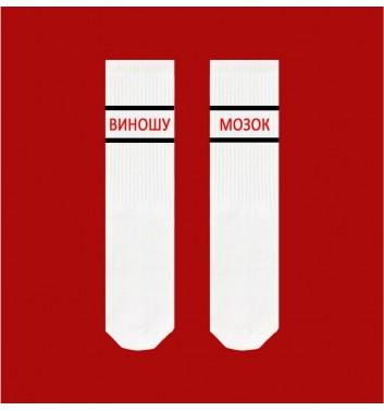 Шкарпетки Sox Виношу Мозок