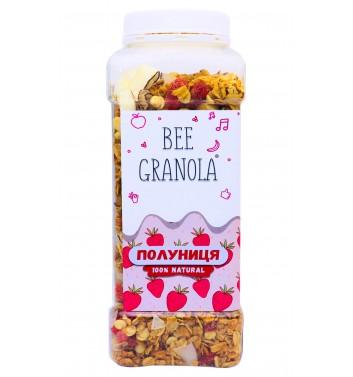 Гранола Bee Granola Клубника 500 г
