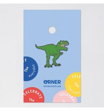 Значок Orner Store Динозавр