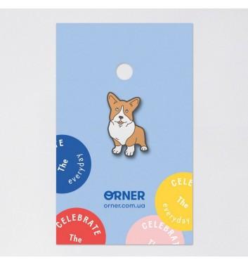 Значок Orner Store Коргі